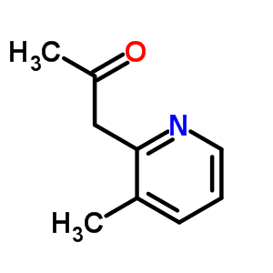 39050-03-8 1-(3-methylpyridin-2-yl)propan-2-one