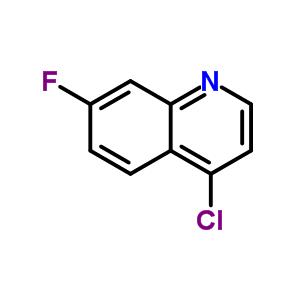 391-82-2 4-chloro-7-fluoroquinoline