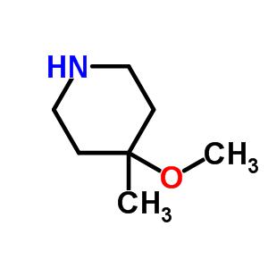 4-甲氧基-4-甲基哌啶 3970-72-7