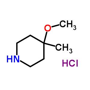 4-甲氧基-4-甲基哌啶盐酸盐 3970-73-8