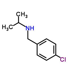 N-(4-氯苄基)异丙基胺 40066-21-5