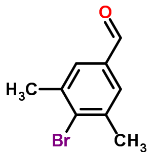400822-47-1 4-bromo-3,5-dimethylbenzaldehyde