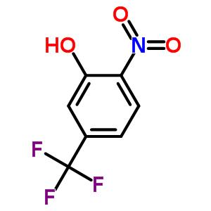 2-硝基-5-三氟甲基苯酚 402-17-5