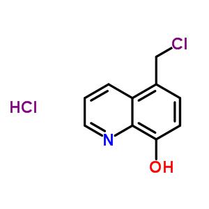 4053-45-6 5-(Chloromethyl)quinolin-8-ol hydrochloride (1:1)