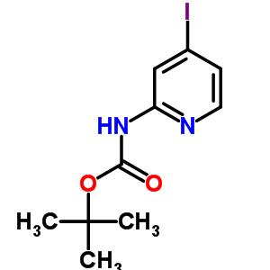 405939-28-8 tert-butyl (4-iodopyridin-2-yl)carbamate