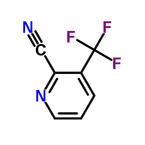 406933-21-9 3-(trifluoromethyl)pyridine-2-carbonitrile