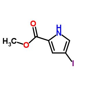 40740-41-8 methyl 4-iodo-1H-pyrrole-2-carboxylate