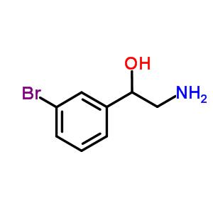 A-羟基-间溴苯乙胺 41147-81-3