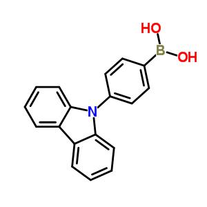 4-(咔唑-9-基)苯硼酸 419536-33-7