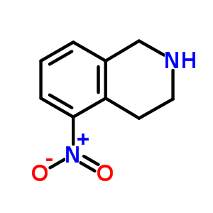 41959-45-9 5-nitro-1,2,3,4-tetrahydroisoquinoline