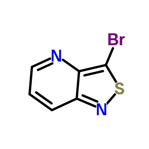 42242-14-8 3-bromoisothiazolo[4,3-b]pyridine