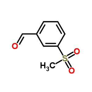 43114-43-8 3-(Methylsulfonyl)benzaldehyde