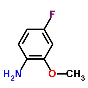 450-91-9 4-Fluoro-2-methoxyaniline