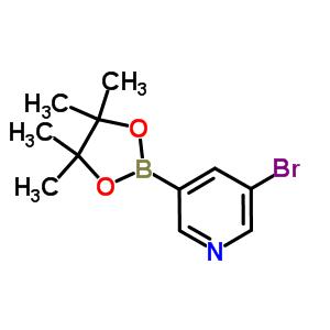 3-溴吡啶-5-硼酸频哪醇酯 452972-13-3