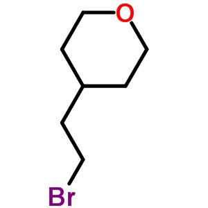 4677-20-7 4-(2-bromoethyl)tetrahydro-2H-pyran