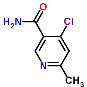 473255-51-5 4-chloro-6-methylpyridine-3-carboxamide