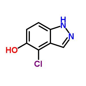 4-氯-5-羟基-1H-吲唑 478834-25-2