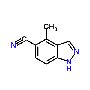 4-甲基吲唑 478837-29-5