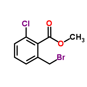 482578-63-2 methyl 2-(bromomethyl)-6-chloro-benzoate