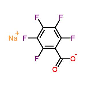2,3,4,5,6-无氟苯甲酸钠 4830-57-3