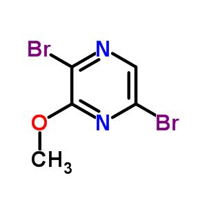 489431-66-5 2,5-dibromo-3-methoxypyrazine