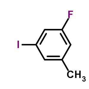 491862-84-1 1-Fluoro-3-iodo-5-methylbenzene