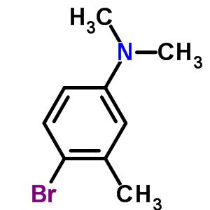 50638-50-1 4-bromo-N,N,3-trimethylaniline