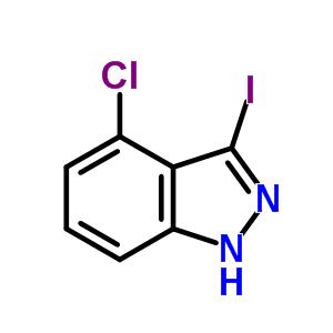 518990-33-5 4-chloro-3-iodo-1H-indazole