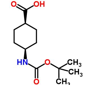 53292-90-3 cis-4-[(tert-butoxycarbonyl)amino]cyclohexanecarboxylic acid