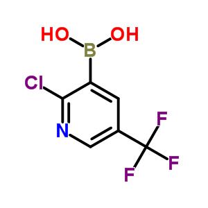536693-96-6 [2-chloro-5-(trifluoromethyl)pyridin-3-yl]boronic acid