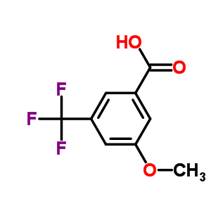 53985-48-1 3-Methoxy-5-(trifluoromethyl)benzoic acid