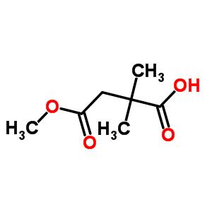 54043-71-9 4-methoxy-2,2-dimethyl-4-oxobutanoic acid
