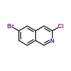 552331-06-3 6-BroMo-3-chloroisoquinoline