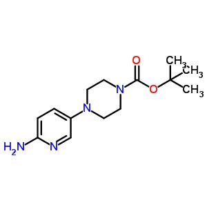 4-(6-氨基吡啶-3-基)哌嗪-1-羧酸叔