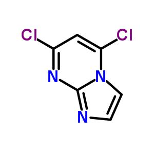 57473-32-2 5,7-dichloroimidazo[1,2-a]pyrimidine