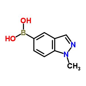 1-甲基引唑-5-硼酸 590418-08-9