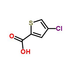 59614-95-8;721450-30-2 4-chlorothiophene-2-carboxylic acid