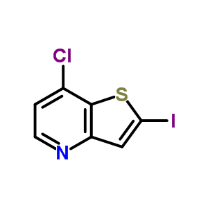 602303-26-4 7-Chloro-2-iodothieno[3,2-b]pyridine