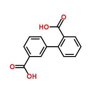 606-75-7 biphenyl-2,3'-dicarboxylic acid