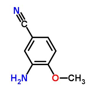 60979-25-1 3-amino-4-methoxybenzonitrile