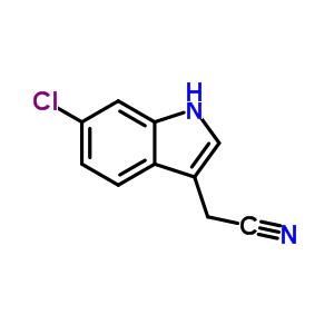61220-58-4 6-Chloroindole-3-acetonitrile