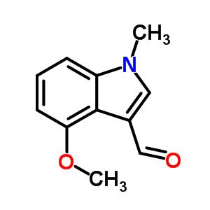 620175-74-8 4-methoxy-1-methyl-1H-indole-3-carbaldehyde