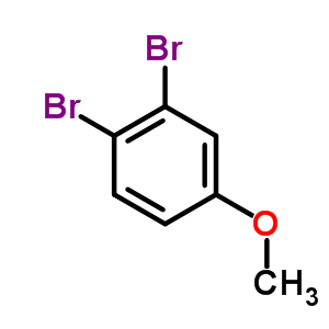 62415-74-1 1,2-dibromo-4-methoxybenzene