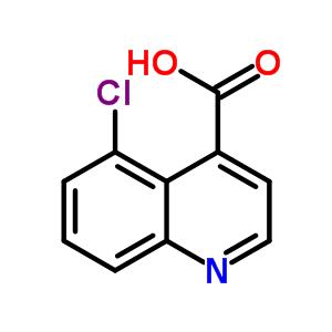 62482-32-0 5-chloroquinoline-4-carboxylic acid