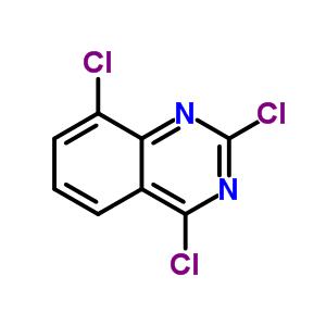 62484-29-1 2,4,8-trichloroquinazoline