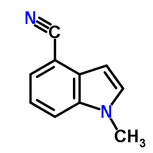 628711-58-0 1-methyl-1H-indole-4-carbonitrile