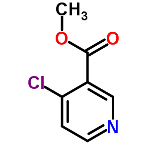 63592-85-8 methyl 4-chloropyridine-3-carboxylate