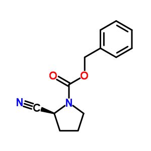 63808-36-6 benzyl (2S)-2-cyanopyrrolidine-1-carboxylate