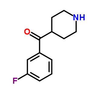 639468-63-6 (3-fluorophenyl)(piperidin-4-yl)methanone
