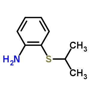 6397-33-7 2-(propan-2-ylsulfanyl)aniline